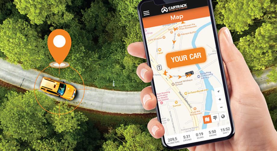 GPS ติดตาม รถ